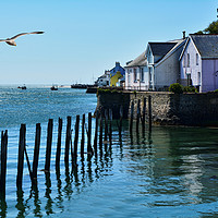 Buy canvas prints of Aberdovey by Frank Irwin
