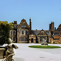Buy canvas prints of Thornton Manor, Wirral by Frank Irwin