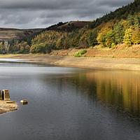 Buy canvas prints of Derwent Reservoir by Martin Parratt