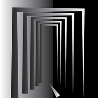 Buy canvas prints of White on Black by Marinela Feier
