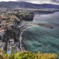 Buy canvas prints of Sorrento View by Scott Anderson