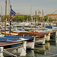 Buy canvas prints of Fishing boats by dan ward