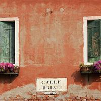 Buy canvas prints of Murano Windows by Matt Cottam