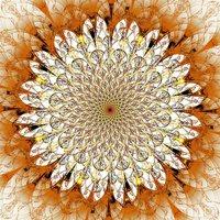 Buy canvas prints of Bright Flower by Anastasiya Malakhova