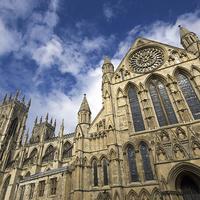 Buy canvas prints of York Minster by Victor Burnside