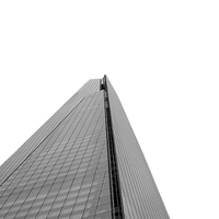 Buy canvas prints of Shard by Victor Burnside