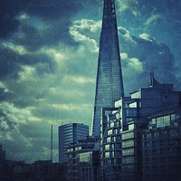 Buy canvas prints of City of London by Victor Burnside