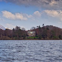 Buy canvas prints of Derwentwater  by Victor Burnside