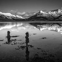 Buy canvas prints of The Pap of Glencoe. by Garry Smith
