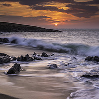 Buy canvas prints of Waveforms (2) by Garry Smith