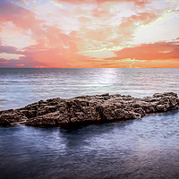 Buy canvas prints of Solitude by Tracey Yeo