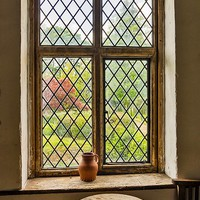 Buy canvas prints of  Window view by Brian Fry