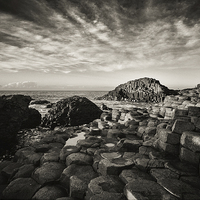 Buy canvas prints of Giants Causeway by Pete Irvine