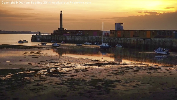 Margate Canvas print by Graham Beerling