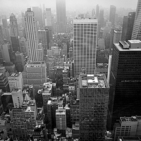 Buy canvas prints of  New York City by Andrew Warhurst