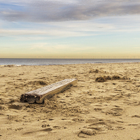 Buy canvas prints of Hemsby Beach by James Taylor