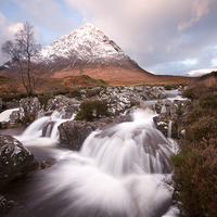 Buy canvas prints of Buachaille Etive Mor. by Tommy Dickson