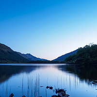Buy canvas prints of Loch Voil, The Trossachs, Scotland. by Tommy Dickson