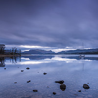 Buy canvas prints of Ullswater Boathouse by Simon Saunders