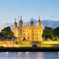 Buy canvas prints of London Tower by Daugirdas Racys