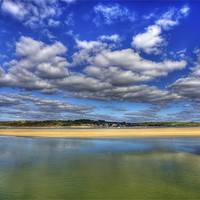 Buy canvas prints of Leaving Padstow Harbour by Mike Gorton
