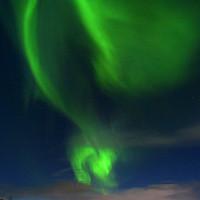 Buy canvas prints of Tromso Aurora by Matthew Page