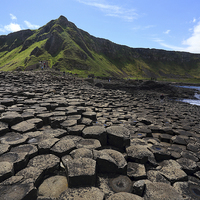 Buy canvas prints of Giants Causeway by Ceri Jones