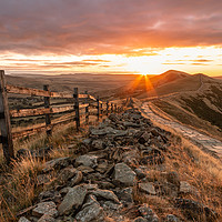 Buy canvas prints of Path to the Sun by Anthony Plancherel