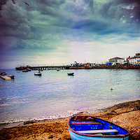 Buy canvas prints of Calm before a storm by Jason Williams