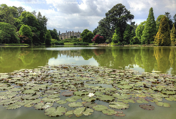 Sheffield Park Framed Mounted Print by Andy Huntley