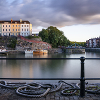Buy canvas prints of  Redcliffe Revealed, Bristol by Carolyn Eaton