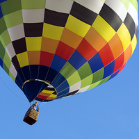 Buy canvas prints of  Up, Up and Away by Carolyn Eaton