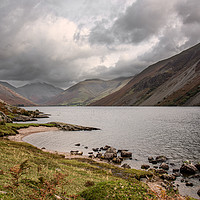 Buy canvas prints of Wastwater by Alan Tunnicliffe