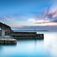 Buy canvas prints of Charlestown in Cornwall by Helen Hotson