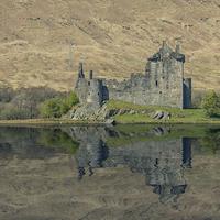 Buy canvas prints of Kilchurn Castle by Bahadir Yeniceri