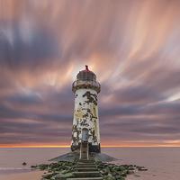 Buy canvas prints of Deserted Lighthouse by Bahadir Yeniceri