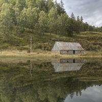 Buy canvas prints of  Lake House  by Bahadir Yeniceri