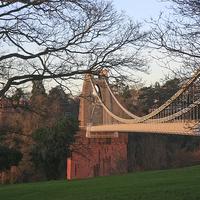 Buy canvas prints of Clifton Suspension Bridge by David Morton