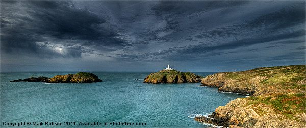 Strumble Head Canvas print by Mark Robson