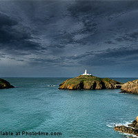 Buy canvas prints of Strumble Head by Mark Robson
