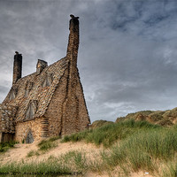 Buy canvas prints of Shell House by Mark Robson