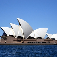 Buy canvas prints of Sydney Opera House by Gwion Healy