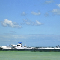 Buy canvas prints of Fishing Boats by Paul Williams