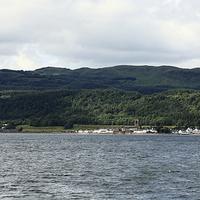 Buy canvas prints of  Loch Fyne by Paul Williams