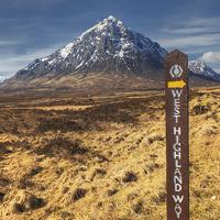 Buy canvas prints of Buachaille Etive Mòr, Scotland. by ALBA PHOTOGRAPHY