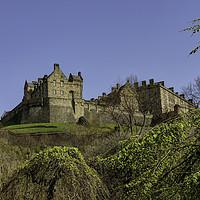 Buy canvas prints of Edinburgh Castle, Edinburgh, Scotland by ALBA PHOTOGRAPHY