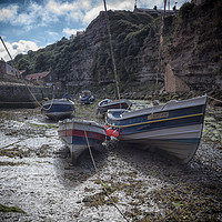 Buy canvas prints of fishing boats  by sean clifford