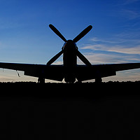 Buy canvas prints of Cadillac of the skies by Neil Darby