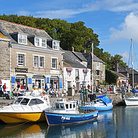 Buy canvas prints of Padstow Cornwall by Kevin Britland