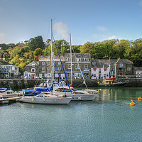 Buy canvas prints of Padstow Harbour by Diane Griffiths